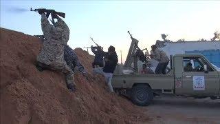 GENERAL HAFTAR: Putins Wüsten-Warlord wird von Russen-Söldnern unterstützt