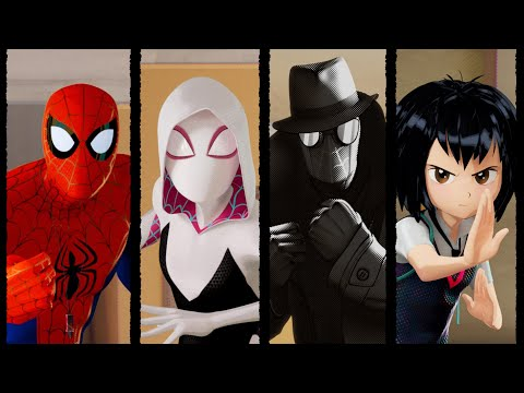 SPIDER-MAN INTO THE SPIDER-VERSE Promo Clips - UCnIup-Jnwr6emLxO8McEhSw