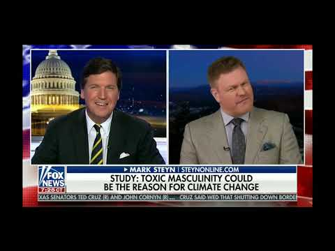 What happens when feminists do climate studies? - Tucker Carlson 4/4/19