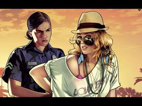 Game Scoop! - Getting Excited for GTA Online - Game Scoop! 09.25.13 - UCKy1dAqELo0zrOtPkf0eTMw