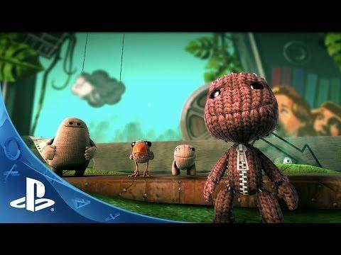LittleBigPlanet 3 - E3 2014 Announce Trailer (PS4) - UC-2Y8dQb0S6DtpxNgAKoJKA