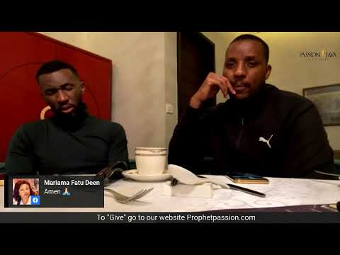 The Prophetic Freestyle- LIVE! with Prophet Passion Java