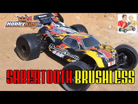 First look at the Basher SaberTooth 1/8 Scale Truggy from HobbyKing - UCFORGItDtqazH7OcBhZdhyg