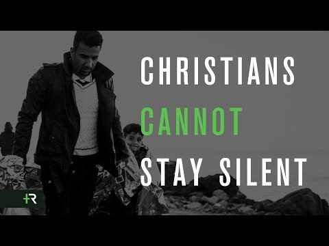 Christians Cannot Stay Silent