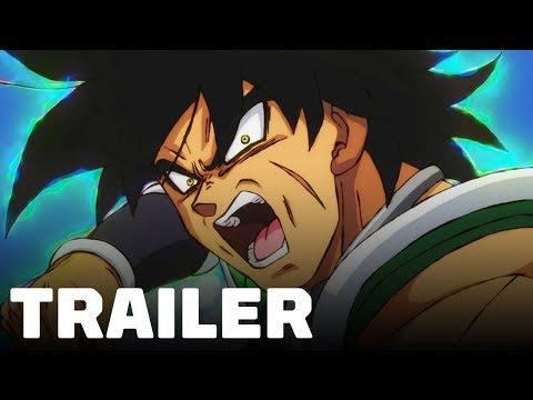Dragon Ball Super: Broly Movie Trailer #2 - (English Dub Reveal)  Exclusive - NYCC 2018 - UCKy1dAqELo0zrOtPkf0eTMw