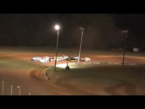 07/17/21 Evans Delivery Mini Late Model Feature - Oglethorpe Speedway Park - dirt track racing video image