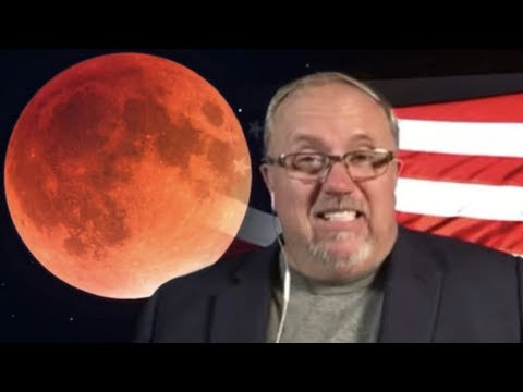 Prophecy Alert: Prophetic Asteroid Crashes Into BLOOD MOON