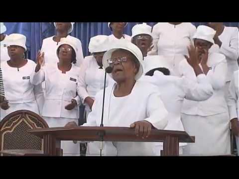 Bethel Sunday Morning Service October 14, 2018  Message by Missionary Grace-Ann McDonald