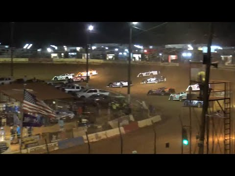 604 Late Models at Cherokee Speedway October 2nd 2021 - dirt track racing video image