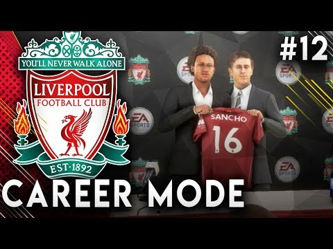 FIFA 19 Liverpool Career Mode EP12 - Two Amazing Signings!!