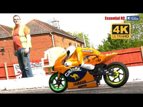 High Speed radio controlled (RC) BIKE / MOTORCYCLE MOTO-GPe Racing