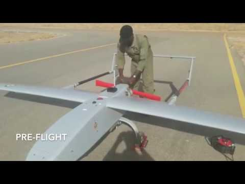 TSAIGUMI UNMANNED AERIAL VEHICLE ON EXERCISE HARD STRIKE - UC2Jf80aJw_wGhA5AzP_9iLg