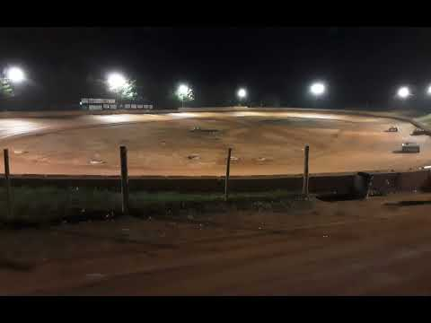 Ararat Thunder Raceway (Super Stock 4's) 8-27-21 - dirt track racing video image