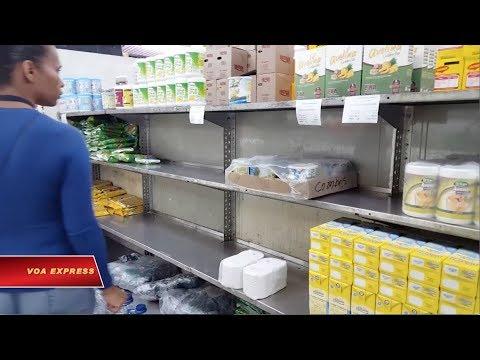 Giải pháp cho nền kinh tế suy sụp của Venezuela (VOA)