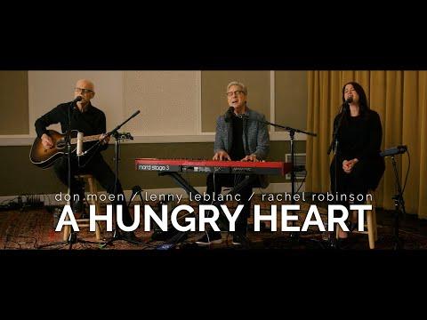 A Hungry Heart - Don Moen  An Evening of Hope Concert