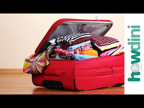 12 Travel Packing Tips: Howdini Hacks - UCVgGMEGRpAwssYLCHNLz4EA