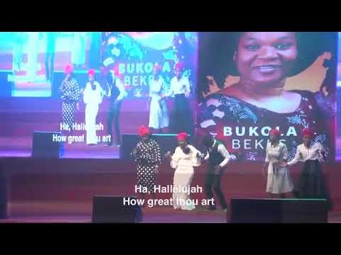 BUKOLA BEKES & DAMILOLA BEKES  LIVE @ FOLC  LAGOS..