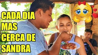 Le Di Yuca en la Boquita a Sandra|Mira como Reacciono 3/3