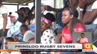 All big guns in the quarter finals in Prinsloo rugby sevens