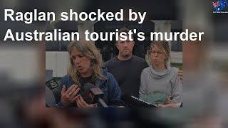 Stunned Raglan rallies behind Australian tourist's family