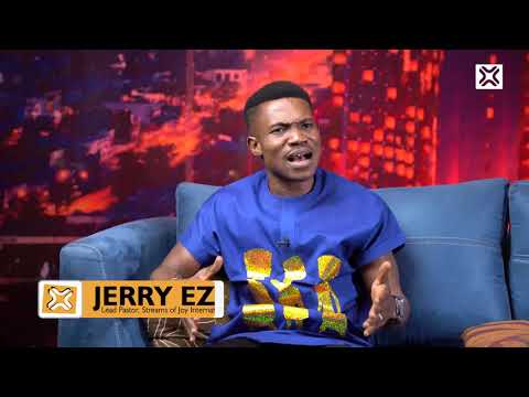 Chat with Jerry Eze - Africas role in what God Is doing in this season  Exponential NG Studio
