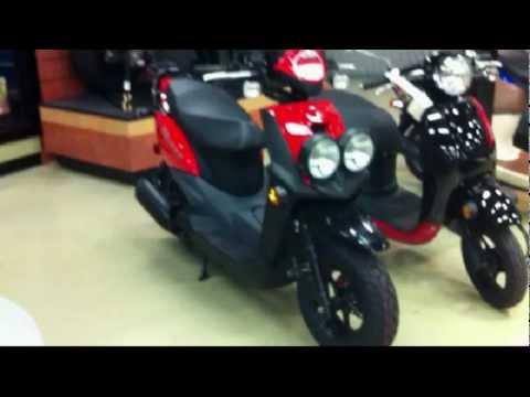 2013 Yamaha Zuma 50 F- Quick Review