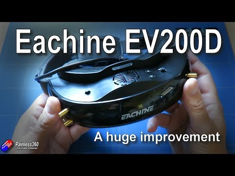 Eachine EV200D FPV Goggles - UCp1vASX-fg959vRc1xowqpw