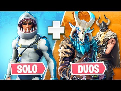 Solos & Random Duos!! *Pro Fortnite Player* // 1,330 Wins (Fortnite Battle Royale) - UC2wKfjlioOCLP4xQMOWNcgg