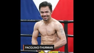 Pacquiao in better shape than Broner fight, says Fortune