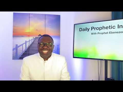 Prophetic Insight September 17, 2021