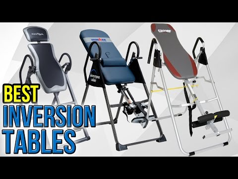 10 Best Inversion Tables 2017 - UCXAHpX2xDhmjqtA-ANgsGmw
