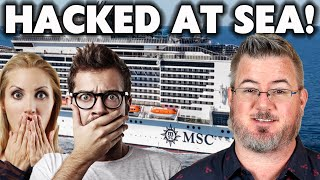 Cruise Worker Tricks Couple