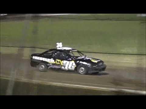 SSA Junior Sedans Feature - Grafton Speedway - 22.05.21 - dirt track racing video image