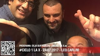 """Leo Carlini - Pecho E Fierro"" Distorsión col #03 - 24.07.2017"