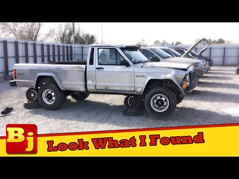 Cheap Jeep - A Rare Find at the Salvage Yard - UCvlG_ZnHoZLPv0CVWOC0a1Q