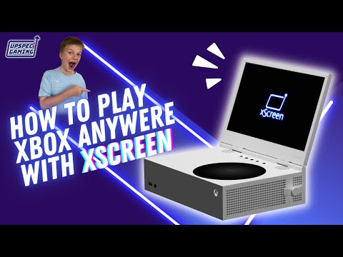 Win an xScreen for Xbox Series S!! Giveaway Image