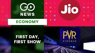 PVR, INOX Shares Fall After Jio's 'First Day First Show' Announcement