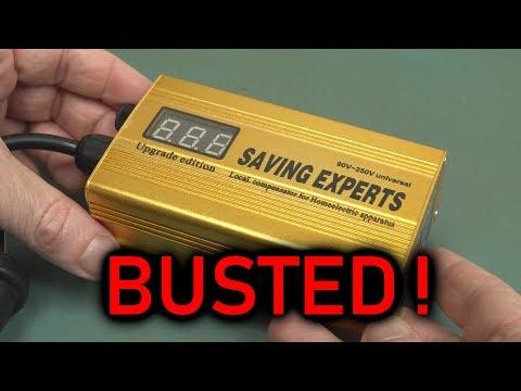 EEVblog #1191 - Digital Energy Savers BUSTED! - UC2DjFE7Xf11URZqWBigcVOQ