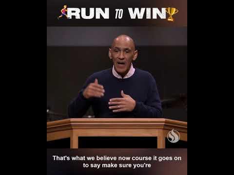 Run to Win  Tony Dungy