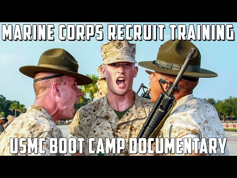 What It Takes To Survive Coast Guard Boot Camp | AudioMania lt