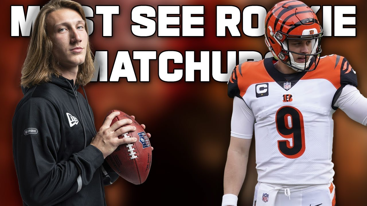 Must-see Rookie Matchups