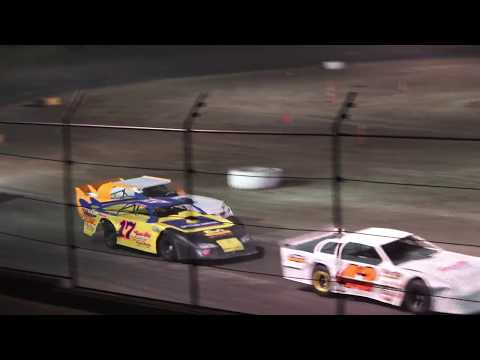 Pro Lates Feature at Silver Bullet Speedway, Michigan on 06-27-2020!! - dirt track racing video image