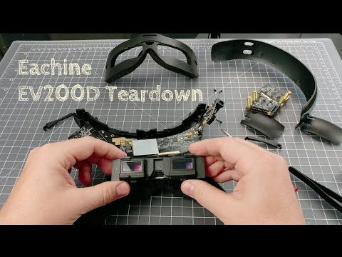 Eachine EV200D Teardown - UCC5RMi9Cr1FQ06TiZD52ryw