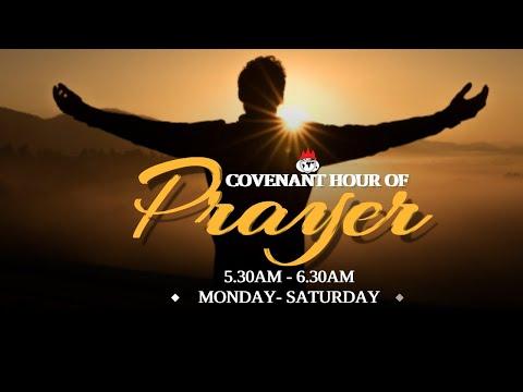 COVENANT HOUR OF PRAYER  3, SEPTEMBER  2021 FAITH TABERNACLE