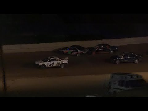 Jackson County Speedway   7/9/21   Hobby Stocks   Feature - dirt track racing video image