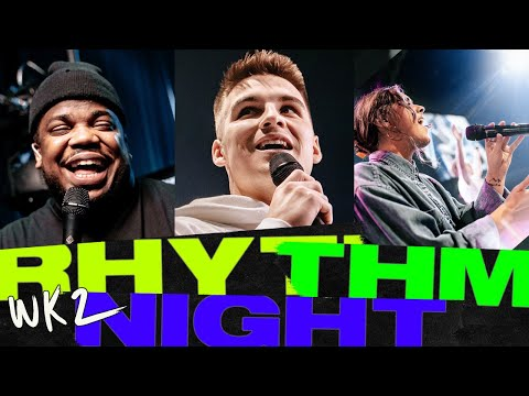 Committed to Confidence  Rhythm Night  Elevation YTH