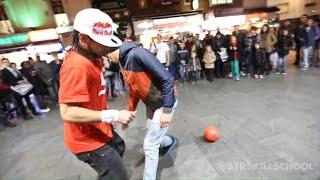 瘋狂的街頭足球技巧 -