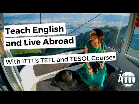 ITTT TEFL and TESOL Courses