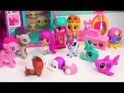 MLP Littlest Pet Shop Kawaii Crush Hyper Happy MALL PLAYSET My Little Pony LPS Bobbleheads Video - UCelMeixAOTs2OQAAi9wU8-g