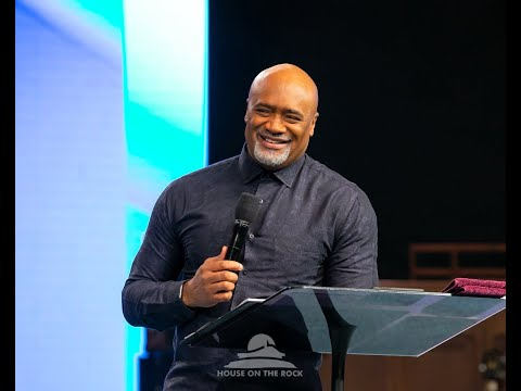 God Has Not Forgotten You 1  Paul Adefarasin  Something Is About To Happen
